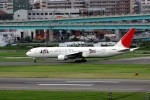 ansett767ksさんが、福岡空港で撮影した日本航空 767-346の航空フォト(写真)