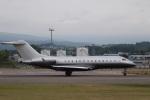 Tomochanさんが、函館空港で撮影したウェルズ・ファーゴ・バンク・ノースウェスト BD-700-1A11 Global 5000の航空フォト(写真)