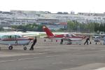 Koenig117さんが、八尾空港で撮影した日本個人所有 TB-10 Tobagoの航空フォト(写真)