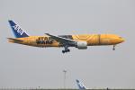 prado120さんが、羽田空港で撮影した全日空 777-281/ERの航空フォト(写真)