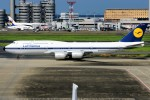 Spot KEIHINさんが、羽田空港で撮影したルフトハンザドイツ航空 747-830の航空フォト(写真)