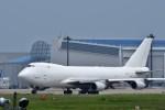 おかめさんが、成田国際空港で撮影したアトラス航空 747-4KZF/SCDの航空フォト(写真)