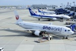 kurubouzuさんが、中部国際空港で撮影した日本航空 767-346/ERの航空フォト(写真)