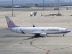 6500さんが、中部国際空港で撮影したチャイナエアライン 737-809の航空フォト(写真)