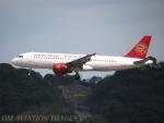 ◆oRT4jqzTBUさんが、福岡空港で撮影した吉祥航空 A320-214の航空フォト(写真)