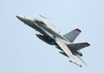 new_2106さんが、茨城空港で撮影したアメリカ海兵隊 F/A-18C Hornetの航空フォト(写真)