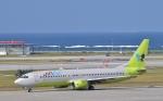 Take51さんが、那覇空港で撮影したジンエアー 737-86Nの航空フォト(写真)