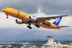 makorigeさんが、函館空港で撮影した全日空 777-281/ERの航空フォト(写真)