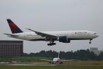 カンクンさんが、成田国際空港で撮影したデルタ航空 777-232/LRの航空フォト(写真)