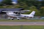 Assk5338さんが、松本空港で撮影した日本個人所有 172R Skyhawkの航空フォト(写真)