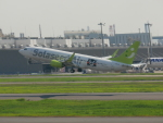 トテレスさんが、羽田空港で撮影したソラシド エア 737-86Nの航空フォト(写真)