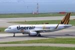 reonさんが、関西国際空港で撮影したタイガーエア 台湾 A320-232の航空フォト(写真)