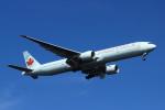 蒲田賢二さんが、羽田空港で撮影したエア・カナダ 777-333/ERの航空フォト(写真)