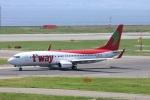 reonさんが、関西国際空港で撮影したティーウェイ航空 737-8ASの航空フォト(写真)