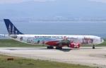 reonさんが、関西国際空港で撮影したエアアジア・エックス A330-343Xの航空フォト(写真)