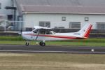 Koenig117さんが、八尾空港で撮影した朝日航空 172S Skyhawk SPの航空フォト(写真)