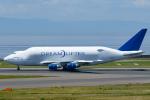 よっしぃさんが、中部国際空港で撮影したボーイング 747-4H6(LCF) Dreamlifterの航空フォト(写真)