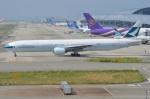 amagoさんが、関西国際空港で撮影したキャセイパシフィック航空 777-367の航空フォト(写真)