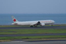 pringlesさんが、羽田空港で撮影したエア・カナダ 777-333/ERの航空フォト(写真)