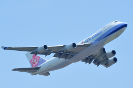 saoya_saodakeさんが、成田国際空港で撮影したチャイナエアライン 747-409F/SCDの航空フォト(写真)