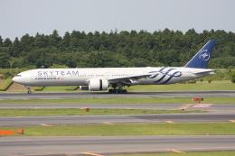 いっとくさんが、成田国際空港で撮影したエールフランス航空 777-328/ERの航空フォト(写真)