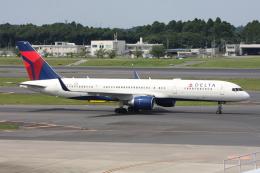 いっとくさんが、成田国際空港で撮影したデルタ航空 757-26Dの航空フォト(写真)