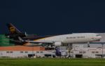 陳祈宏さんが、台湾桃園国際空港で撮影したUPS航空 MD-11Fの航空フォト(写真)