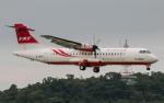 陳祈宏さんが、台北松山空港で撮影した遠東航空 ATR-72-600の航空フォト(写真)