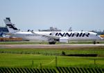 雲霧さんが、成田国際空港で撮影したフィンエアー A350-941XWBの航空フォト(写真)