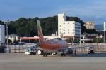 naotonopapaさんが、福岡空港で撮影したフジドリームエアラインズ ERJ-170-200 (ERJ-175STD)の航空フォト(写真)