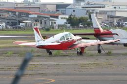 Koenig117さんが、八尾空港で撮影した日本個人所有 E33 Bonanzaの航空フォト(写真)