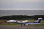 fortnumさんが、新潟空港で撮影したANAウイングス DHC-8-402Q Dash 8の航空フォト(写真)