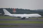 ほわいトさんが、成田国際空港で撮影したアトラス航空 747-4KZF/SCDの航空フォト(写真)