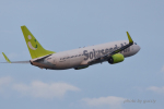 gucciyさんが、羽田空港で撮影したソラシド エア 737-81Dの航空フォト(写真)