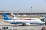 安芸あすかさんが、クアラルンプール国際空港で撮影した厦門航空 737-85Cの航空フォト(写真)