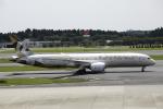 masa0420さんが、成田国際空港で撮影したエティハド航空 787-9の航空フォト(写真)