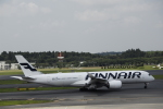 masa0420さんが、成田国際空港で撮影したフィンエアー A350-941XWBの航空フォト(写真)