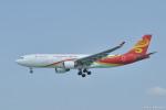やまちゃんKさんが、那覇空港で撮影した香港航空 A330-223の航空フォト(写真)