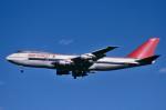 トロピカルさんが、成田国際空港で撮影したノースウエスト航空 747-151の航空フォト(写真)