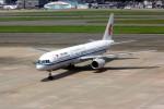 ansett767ksさんが、福岡空港で撮影した中国国際航空 757-2Z0の航空フォト(写真)