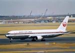 ansett767ksさんが、羽田空港で撮影した日本航空 767-346の航空フォト(写真)