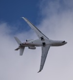 KOMAKIYAMAさんが、ル・ブールジェ空港で撮影したダッソー・ファルコン Falcon 8Xの航空フォト(写真)