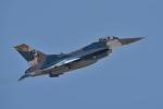 じゃまちゃんさんが、ネリス空軍基地で撮影したアメリカ空軍 F-16C-25-CF Fighting Falconの航空フォト(写真)