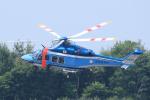 syo12さんが、函館空港で撮影した北海道警察 AW139の航空フォト(写真)