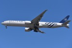 さくらの城南山。さんが、羽田空港で撮影したガルーダ・インドネシア航空 777-3U3/ERの航空フォト(写真)