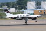 syo12さんが、函館空港で撮影した日本個人所有 PA-46-500TP Meridian M500の航空フォト(写真)