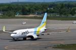 JA946さんが、新千歳空港で撮影したAIR DO 737-781の航空フォト(写真)