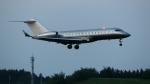 raichanさんが、成田国際空港で撮影したウェルズ・ファーゴ・バンク・ノースウェスト BD-700-1A11 Global 5000の航空フォト(写真)