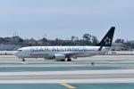 じゃまちゃんさんが、ロサンゼルス国際空港で撮影したコパ航空 737-86Nの航空フォト(写真)