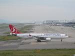 chappyさんが、関西国際空港で撮影したターキッシュ・エアラインズ A330-203の航空フォト(写真)